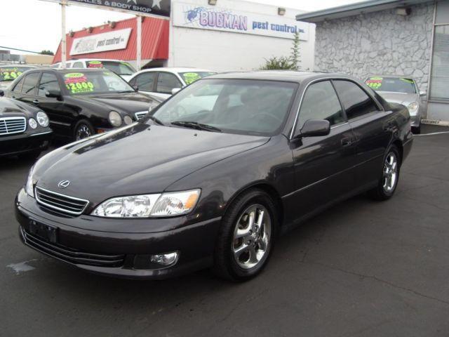Lexus Van Nuys >> 2001 LEXUS ES300 Gray! Clean Car ! Loaded ! Drives Good! for Sale in Gold River, California ...