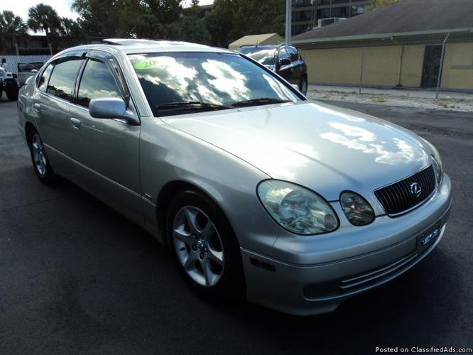 Lexus Gs Gorgeous And Super Clean Americanlisted
