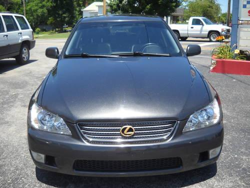 2001 lexus is 300 for sale in mcminnville tennessee classified. Black Bedroom Furniture Sets. Home Design Ideas