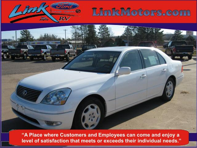 2001 lexus ls 430 for sale in rice lake wisconsin. Black Bedroom Furniture Sets. Home Design Ideas