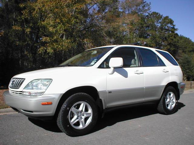 2001 Lexus Rx 300 For Sale In Laurel Mississippi