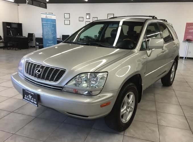 2001 LEXUS RX 300 SUV Silver! Fully Loaded! Super