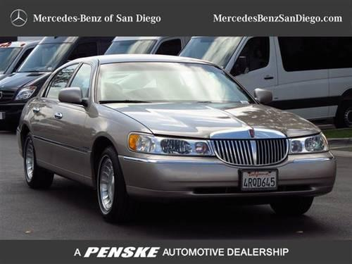 Lincoln Town Car Executive For Sale In California Classifieds U0026 Buy And  Sell In California   Americanlisted