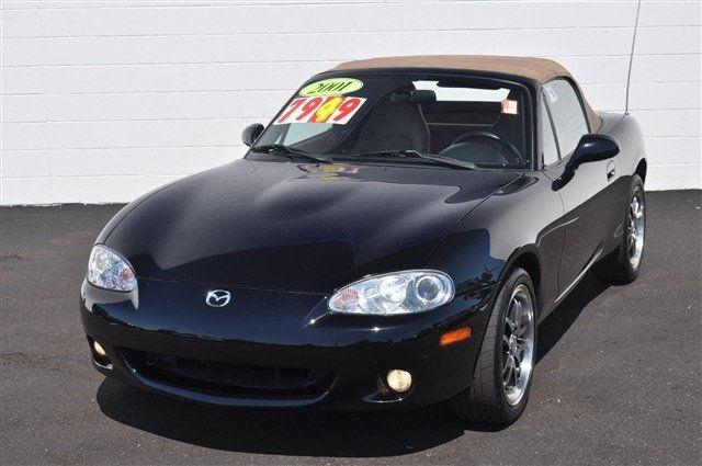 2001 mazda miata mx 5 ls for sale in hickory north carolina classified. Black Bedroom Furniture Sets. Home Design Ideas