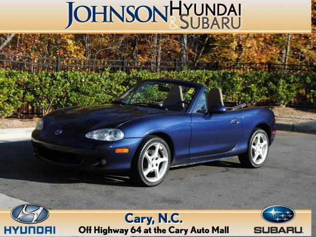 2001 mazda miata mx 5 ls 2001 mazda miata car for sale in cary nc 4365160335 used cars on. Black Bedroom Furniture Sets. Home Design Ideas