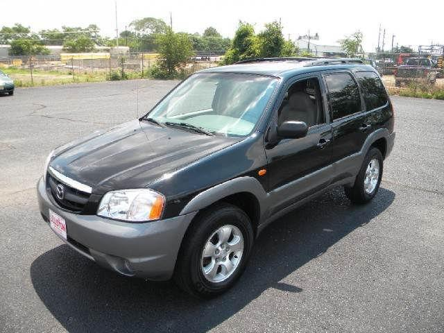 2001 Mazda Tribute Es V6 For Sale In Millville New Jersey