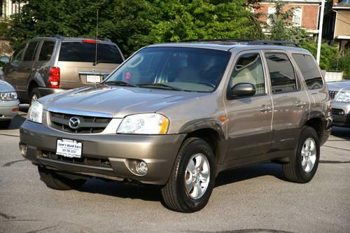 2001 mazda tribute es v6 auto awd tan 94k miles for sale in 2001 mazda tribute es v6 auto awd tan 94k miles sciox Image collections