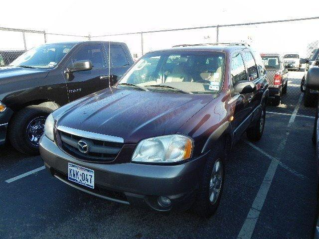 2001 mazda tribute lx v6 for sale in houston texas classified. Black Bedroom Furniture Sets. Home Design Ideas