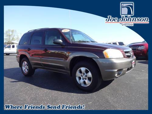 2001 mazda tribute suv lx v6 for sale in troy ohio classified. Black Bedroom Furniture Sets. Home Design Ideas