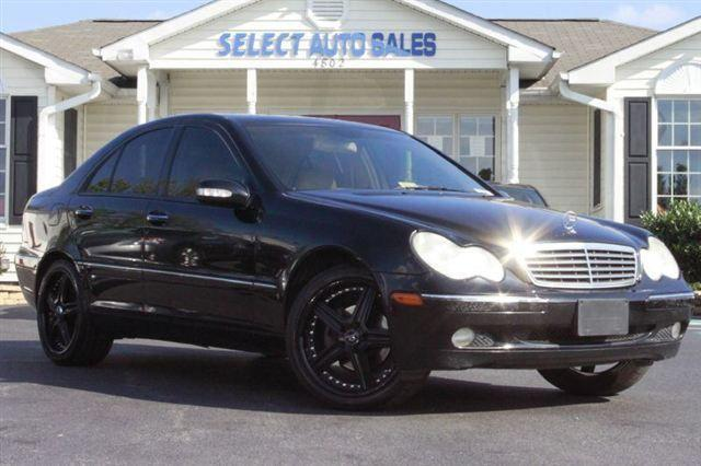 2001 mercedes benz c class c240 for sale in fredericksburg