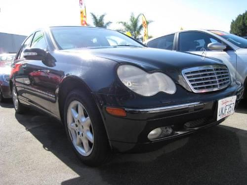 2001 mercedes benz c class c240 for sale in south gate for 2001 mercedes benz c class c240
