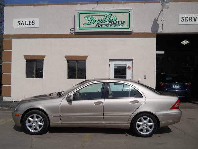 2001 mercedes benz c class c240 for sale in dell rapids for 2001 mercedes benz c class c240