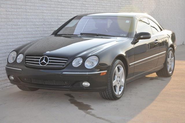 2001 Mercedes Benz Cl500 2001 Mercedes-benz Cl-class