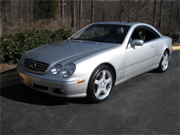 2001 mercedes benz cl600 for sale in rockville maryland for 2001 mercedes benz cl600