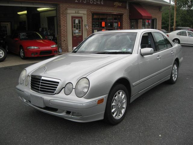 2001 mercedes benz e class e320 4matic for sale in lebanon pennsylvania classified. Black Bedroom Furniture Sets. Home Design Ideas