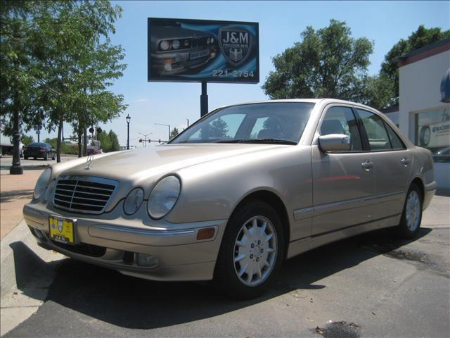 2001 mercedes benz e class e320 for sale in fort collins colorado classified. Black Bedroom Furniture Sets. Home Design Ideas