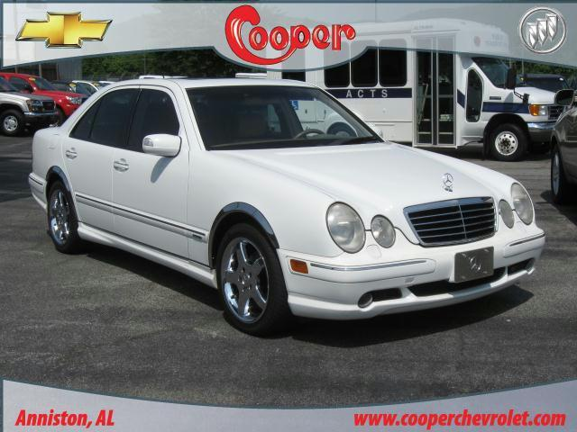 2001 mercedes benz e class e430 for sale in anniston