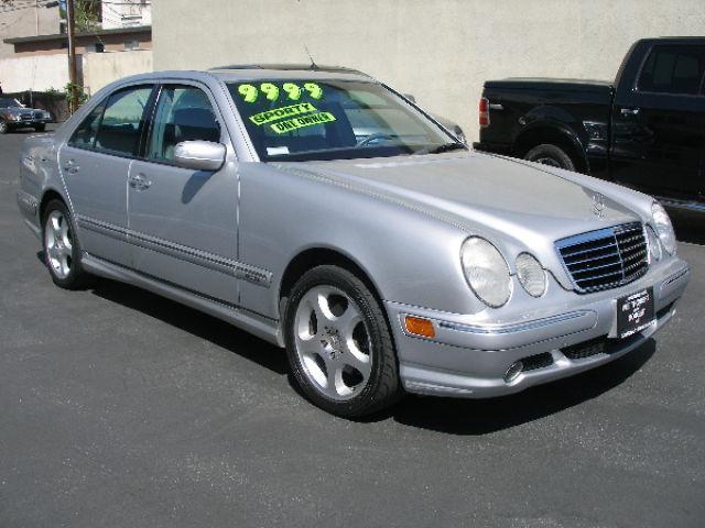 Stevens Creek Mercedes >> 2001 Mercedes-Benz E-Class E430 for Sale in Sherman Oaks ...