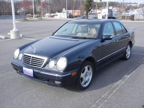 2001 mercedes benz e340 for sale in laurel maryland for Mercedes benz maryland