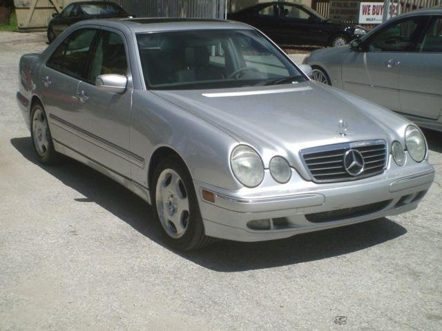 2001 mercedes benz e430 for sale or trade for sale in for Mercedes benz e430 for sale