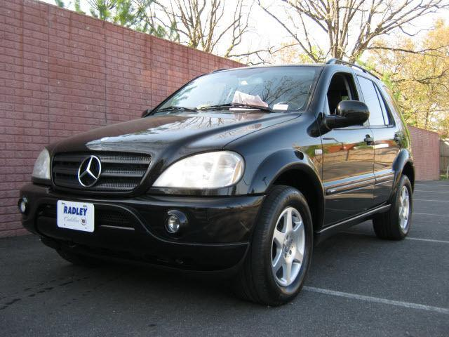 2001 mercedes benz m class ml320 4matic for sale in