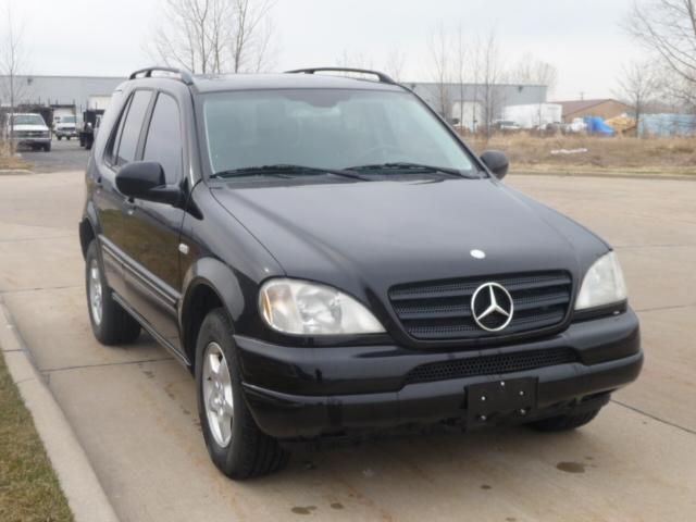2001 mercedes benz m class ml320 4matic for sale in little for 2001 mercedes benz ml320