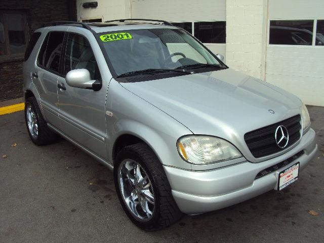 2001 mercedes benz m class ml320 4matic for sale in east