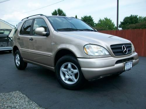 2001 mercedes benz ml320 1 owner loaded excellent like new for 2001 mercedes benz ml320 radio