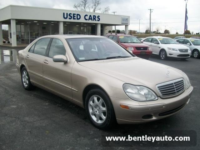 2001 Mercedes-Benz S-Class S430 for Sale in Florence, Alabama