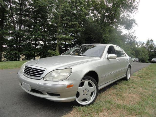 2001 mercedes benz s class s500 for sale in leesburg virginia classified. Black Bedroom Furniture Sets. Home Design Ideas