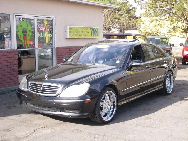2001 mercedes benz s class s500 for sale in reno nevada classified. Black Bedroom Furniture Sets. Home Design Ideas