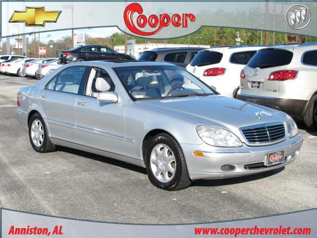 2001 mercedes benz s class s500 for sale in anniston. Black Bedroom Furniture Sets. Home Design Ideas