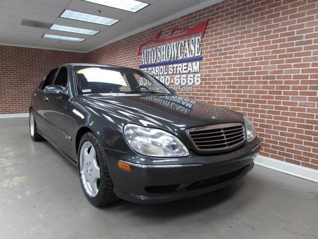 2001 mercedes benz s class s600 s600 4dr sedan for sale in for 2001 mercedes benz s600