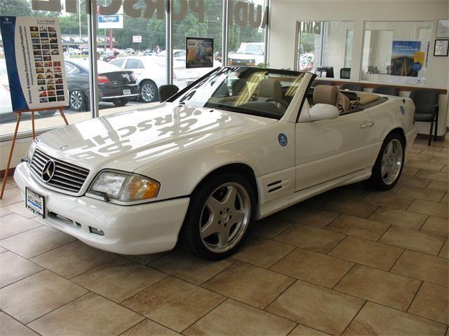 2001 mercedes benz sl class for sale in yorktown virginia for Mercedes benz for sale in virginia