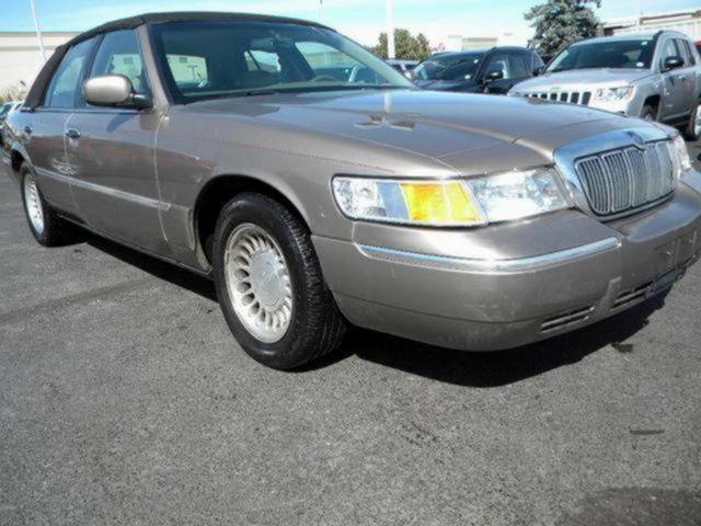 2001 mercury grand marquis ls for sale in englewood colorado classified. Black Bedroom Furniture Sets. Home Design Ideas