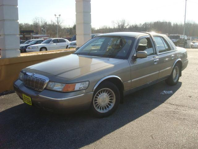 2001 Mercury Grand Marquis Ls For Sale In Hanover