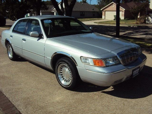 2001 mercury grand marquis ls for sale in garland texas classified. Black Bedroom Furniture Sets. Home Design Ideas