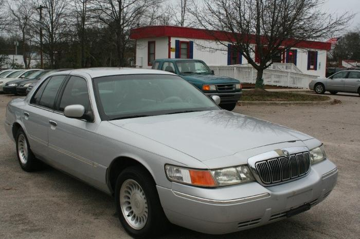 2001 mercury grand marquis ls for sale in raleigh north carolina classified. Black Bedroom Furniture Sets. Home Design Ideas