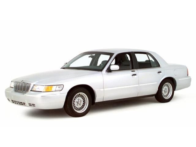 2001 Mercury Grand Marquis LS LS Premium 4dr Sedan
