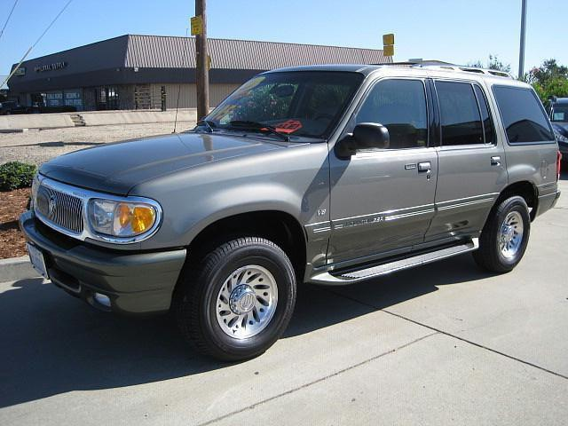 2001 mercury mountaineer for sale in modesto california classified. Black Bedroom Furniture Sets. Home Design Ideas