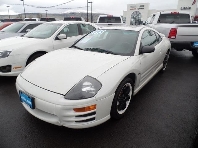 2001 mitsubishi eclipse 2dr coupe gt for sale in klamath for Lithia motors klamath falls