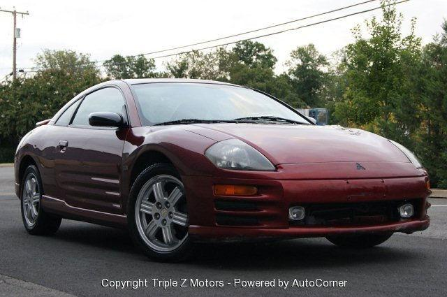 2001 mitsubishi eclipse gt for sale in chantilly virginia classified. Black Bedroom Furniture Sets. Home Design Ideas