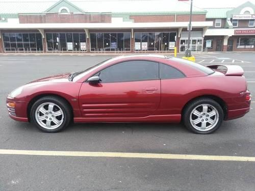 2001 Mitsubishi Eclipse For Sale in pa 2001 Mitsubishi Eclipse gt