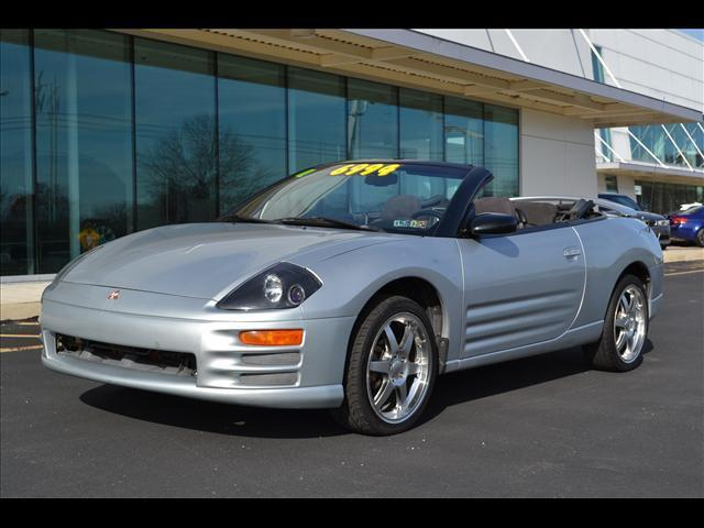 2001 mitsubishi eclipse spyder gs for sale in allentown pennsylvania classified. Black Bedroom Furniture Sets. Home Design Ideas