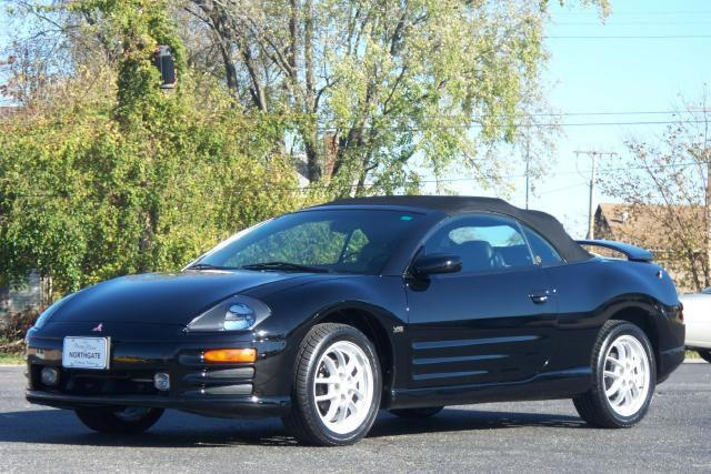 2001 mitsubishi eclipse spyder gt for sale in richmond indiana classified. Black Bedroom Furniture Sets. Home Design Ideas