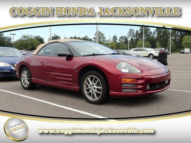 2001 mitsubishi eclipse spyder gt for sale in jacksonville florida classified. Black Bedroom Furniture Sets. Home Design Ideas