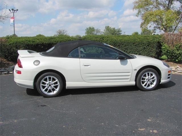 2001 mitsubishi eclipse spyder gt for sale in washington court house ohio classified. Black Bedroom Furniture Sets. Home Design Ideas