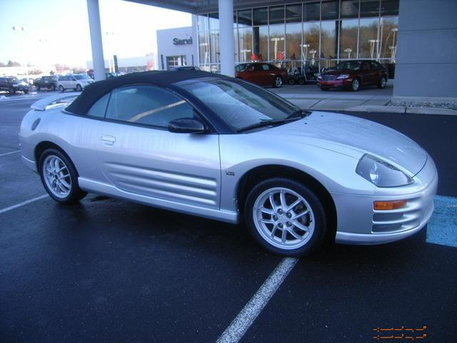 2001 mitsubishi eclipse spyder gt for sale in quakertown pennsylvania classified. Black Bedroom Furniture Sets. Home Design Ideas