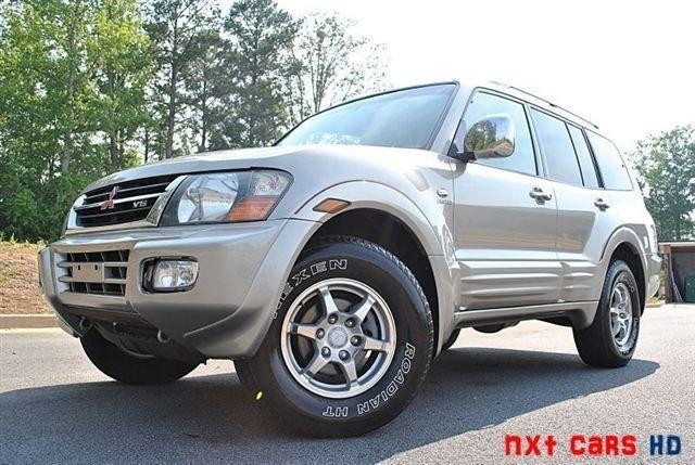 2001 mitsubishi montero limited for sale in kennesaw. Black Bedroom Furniture Sets. Home Design Ideas