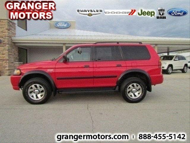 2001 mitsubishi montero sport for sale in granger iowa for Granger motors used cars